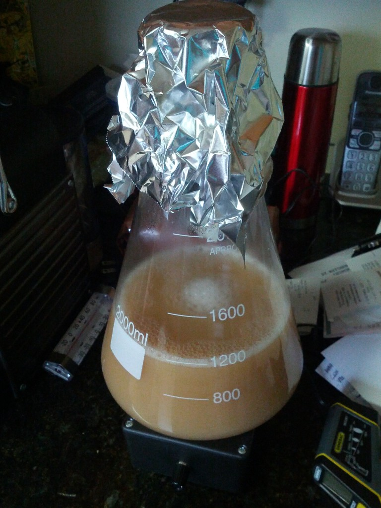 Wyeast #1098 British Ale Yeast